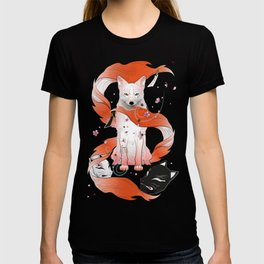 Red Kitsune T-shirt