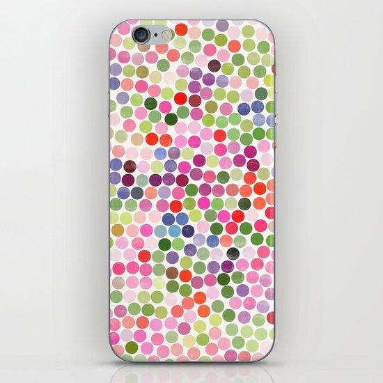 dance 11 iPhone & iPod Skin