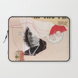 """in the mix"" Laptop Sleeve"