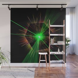 light show Wall Mural
