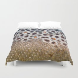Trout 2 Duvet Cover