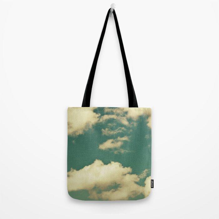 sky, clouds, dreams... Tote Bag