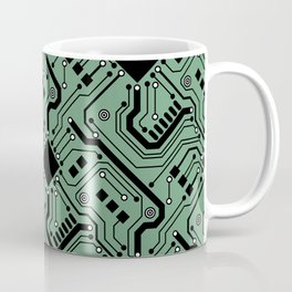 Printed Circuit Board - Color Coffee Mug