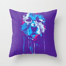 D.O.G Throw Pillow