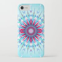 diamond iPhone & iPod Cases featuring Diamond by Helen Kaur