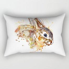 Mr. Bunny Rectangular Pillow