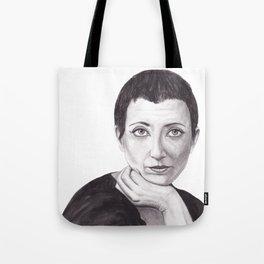 Helene Cixous Tote Bag