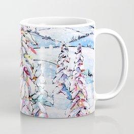 Breaking Trail Coffee Mug