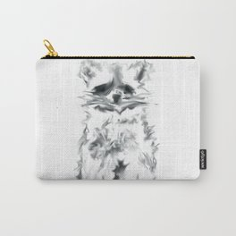 Wild Racoon Carry-All Pouch