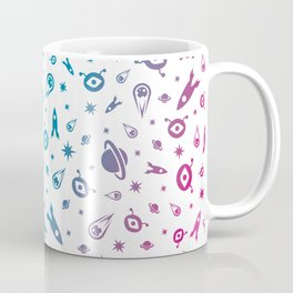 Colorful Space toys Coffee Mug