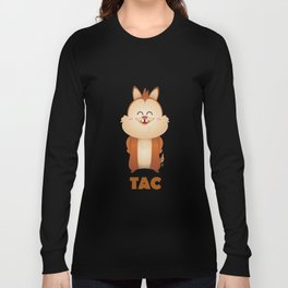 Dale (Tac french) Long Sleeve T-shirt