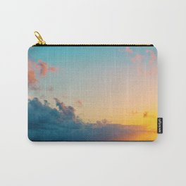 Lanikai Beach Sunrise Carry-All Pouch