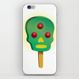3rd ice cream iPhone Skin