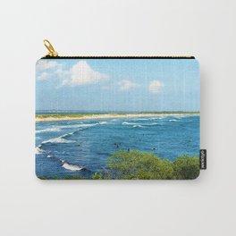 Surfer's End - Sachuest Beach - Aquidneck Island, Rhode Island Carry-All Pouch