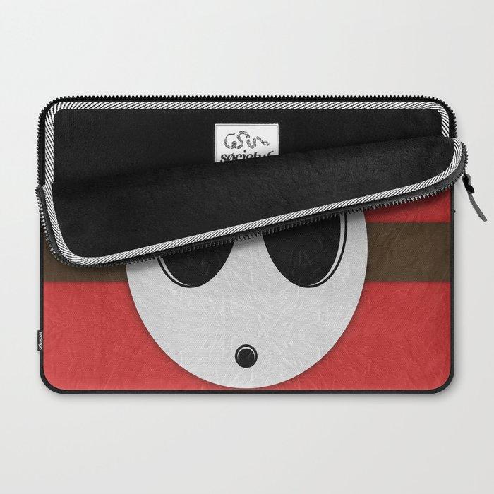 Bashful Laptop Sleeve