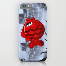 RED & BLUE Slim Case iPhone 6s