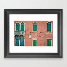 Murano IV Framed Art Print