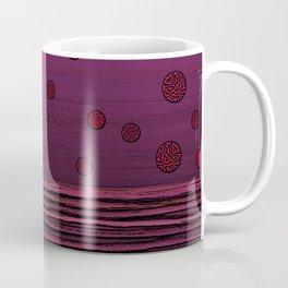 New horizon purple Coffee Mug