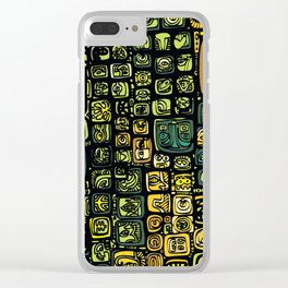 LOWLANDS Clear iPhone Case
