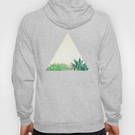 Succulent Forest Hoody