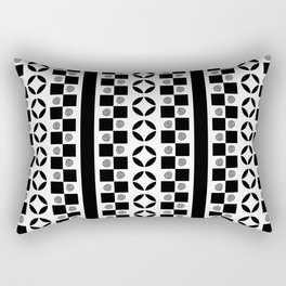PATTERNED STRIPE Rectangular Pillow