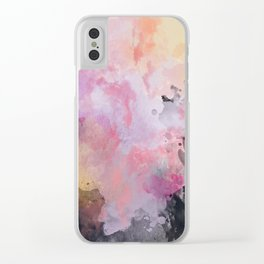 Dusk Clear iPhone Case