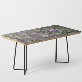 "LAVANDULA ""FRED BOUTIN"" Coffee Table"