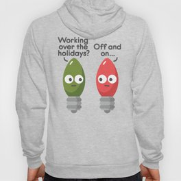 Seasonal Employment Hoody