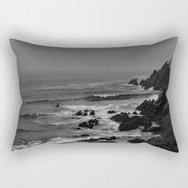 Rocky Coast of Ireland Rectangular Pillow
