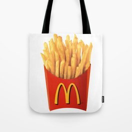 Mc Donalds Fries Tote Bag