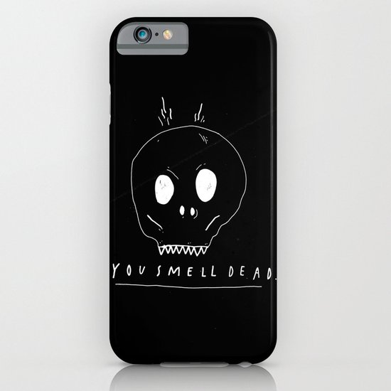 YOU SMELL BAD iPhone & iPod Case