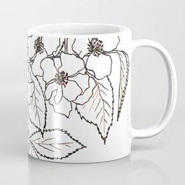 Vine Roses Coffee Mug