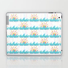 Sunrise Surf Laptop & iPad Skin