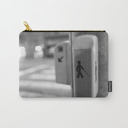 Paris crossing Carry-All Pouch