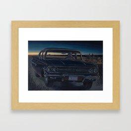 Pound Sand Framed Art Print