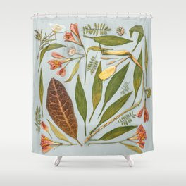 Art And Pottery Shower Curtain