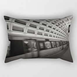Going Somewhere? Rectangular Pillow