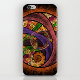 Circle Jerk iPhone Skin