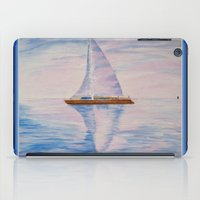 serenity iPad Cases featuring Serenity by Ana Lillith Bar