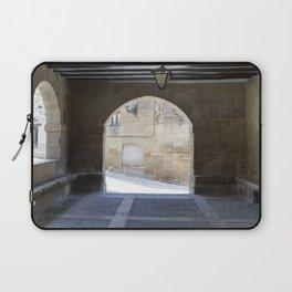 Basque Country, Spain Street Photography - Minimal Fine Art Photo Print Laptop Sleeve