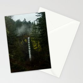 Tucked Away in the Columbia River Gorge Stationery Cards