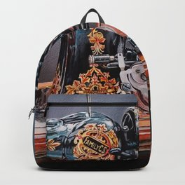 The machine VIII Backpack