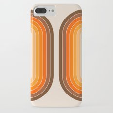 Tan Tunnel iPhone 7 Plus Slim Case