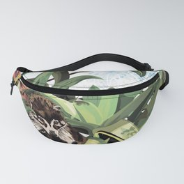 Ring tailed Coati Fanny Pack