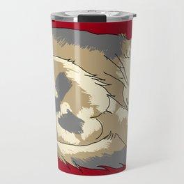 Baron Red Travel Mug