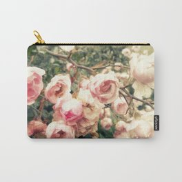 vague memory and roses Carry-All Pouch