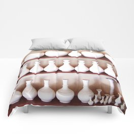 Pottery Production Comforters