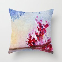 The Dream Tree Throw Pillow