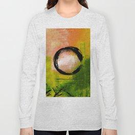 Enso No.MM13I by Kathy Morton Stanion Long Sleeve T-shirt
