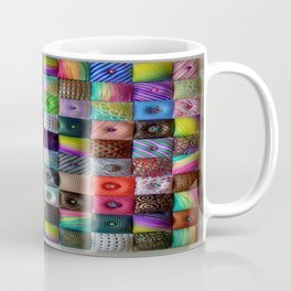 Patchwork of Joy Coffee Mug